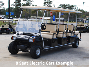 Surfside Beach Golf Cart 8 Seat Golf Cart Rentals on limo golf cart rims, limo golf cart kits, limo golf cart parts,