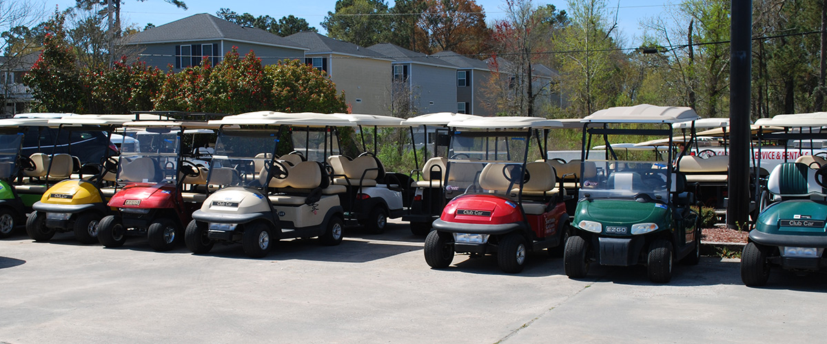 king of carts golf cart rentals sales service myrtle beach